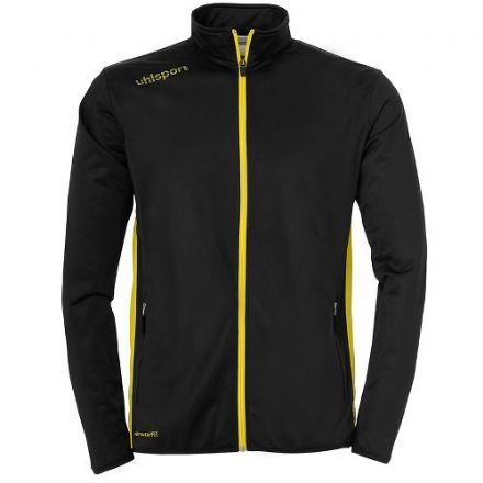 Essential Classic Tracksuit Black / Lime Yellow